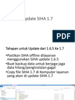 Overview SIHA 150504