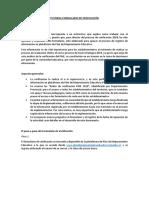 Tutorial Formulario de Verificación