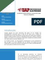 Toxicologia Medio Ambiental