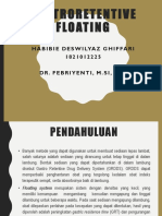 Gastroretentive Floating