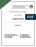 Pelan Strategik 2018 Pandu Puteri