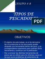 Diapositivas de Tipos de Pescadores #23