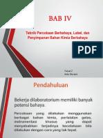 k3 Bab 4
