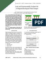 design of magnetorheological damper