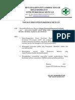 Pemetaan Sk Pengendalian Dokumen
