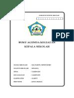 Agenda Kegiatan Kepala Sekolah