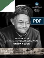 Buku KH Hasyim Asyari