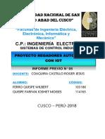 Creacion de Servidor Con ESP2866