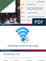 Week 6 - Wireless Security