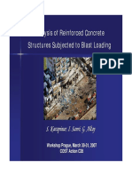 Structures Subjected to Blast Loading.pdf