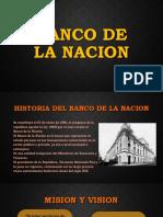 Banco de La Nacion 2