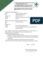 Surat Rekomendasi Izin Praktek Bidan Di Poskesdes