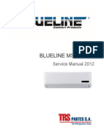 Blueline Minisplit - Manual de Servicio MS y Fallas[1]