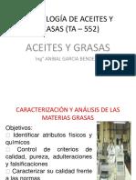Tecnología de Aceites y Grasas 2ta