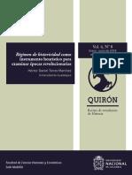 Epistemologia y Politica Una Critica De