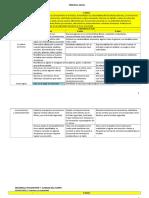Competencia, Capacidades y Indicadores Rutas Aprendizaje 2015