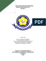 Laporan Praktikum Biokimia Blok 8