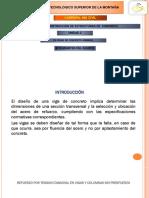 2.5 VIGAS DE CONCRETO ARMADO