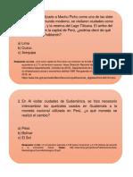 Preguntas Perú