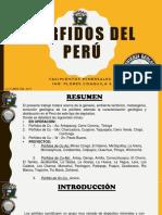 PORFIDOS EN EL PERU