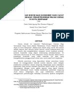 "JURNAL ""Perlindungan Hukum Bagi Konsumen Terhadap Peredaran Produk Kosmetik Cream Pelembab Wajah Di Kota Denpasar"".docx"