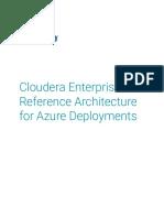 Cloudera Ref Arch Azure