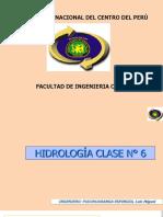 Clase 06 Hidrologia UNCP