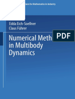 Numerical Methods Multibody Dynamics
