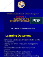 Lecture 2- Overview of the Construction Industry.pptx