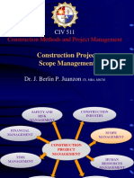 Lecture 4-Scope Management