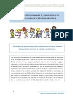 Libro Azul Para La Inclusion