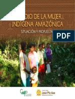Estudio de La Mujer Indigena Amazonica