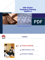 OMF007001 Frequency Planning ISSUE1.4