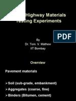 Transportation Engineering Lab Manual Pdf