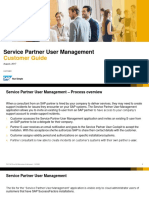 Service Partner User Management Guide