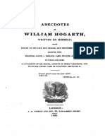 Anecdotes of William Hogarth