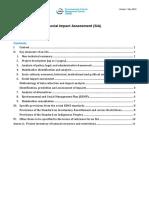 IUCN ESMS Guidelines
