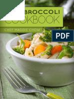Easy Broccoli Cookbook