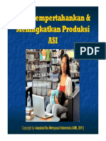 4. Tips Meningkatkan Supply ASI
