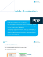 Cisco SMB Switches Transition Guide