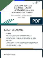 Kajian guna tanah pt3 geografi 2018