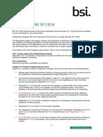 Iet Amendments