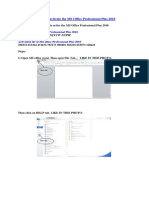 How to Permanently Activate the MS Office Professional Plus 2010.docx