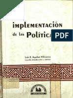 Copia de La Implementacion de Las Politicas