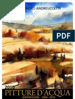 Alessandro Andreuccetti - Watercolors