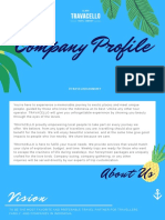 Travacello Company Profile 2018