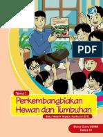 Kelas 03 SD Tematik 1 Perkembangbiakan Hewan Dan Tumbuhan Guru