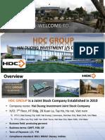 HDC Profile 2017 Update