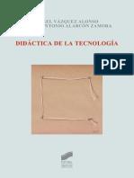 Didáctica de la tecnología - Angel Vázquez Alonso.pdf