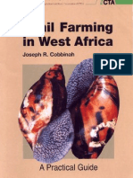 Snail Farming in West Africa - A Practical 20guide